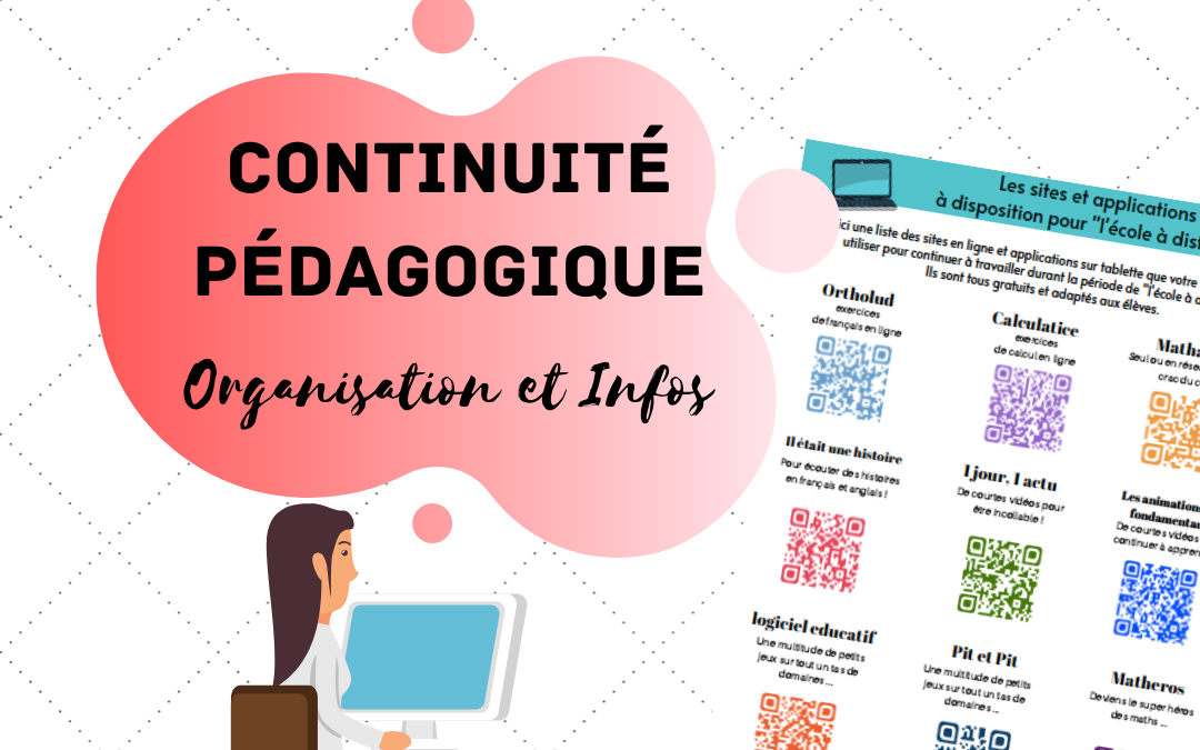 CDI et continuité pédagogique !