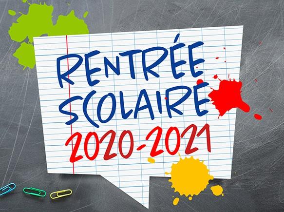Planning rentrée 2020